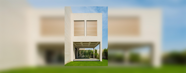 Residential Exterior Roller Shutters