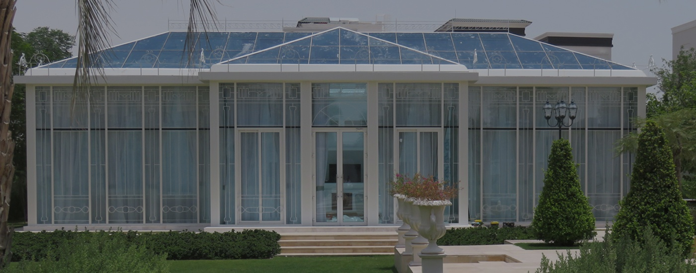 Glass House - Banner Image