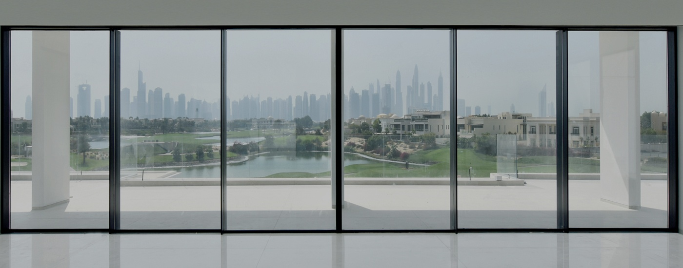 Commercial - Aluminium and Glazing - Gracili™ Minimal Sliding System