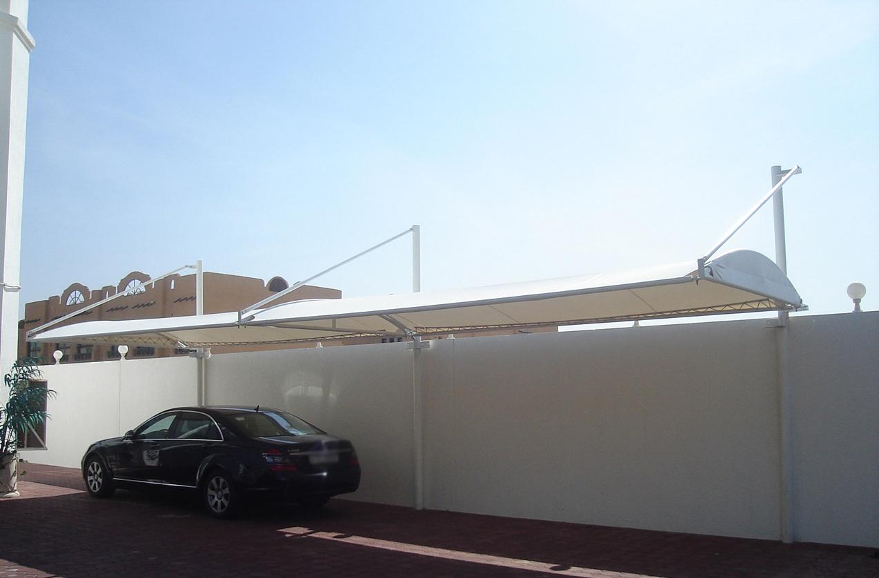 Residential - Exterior - Carpark Shades