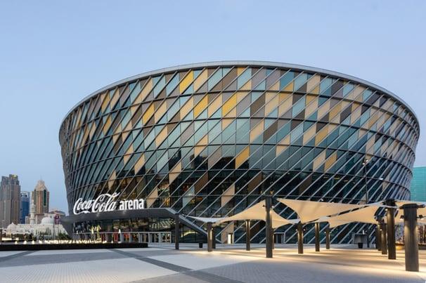 Cocacola arena