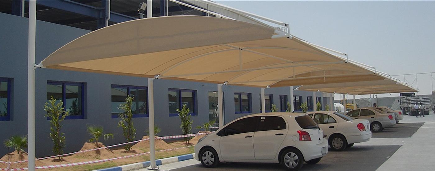Commercial - Exterior - Car - Park - Shades