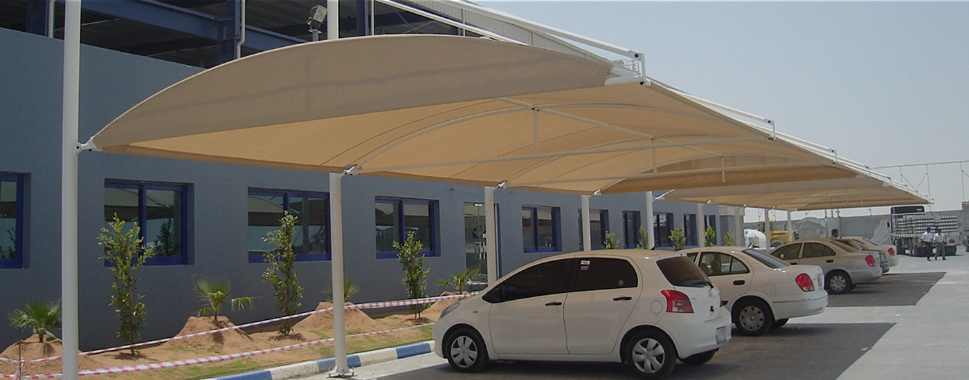 Commercial - Exterior - Car - Park - Shades