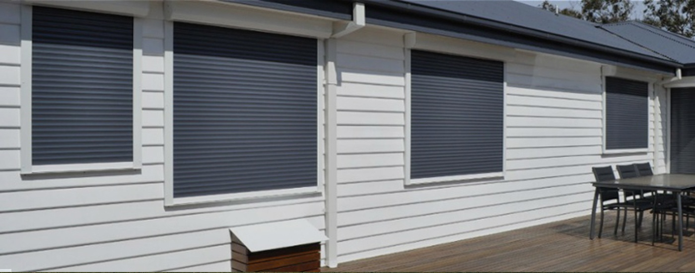 Commercial - Exterior - Roller - Shutters