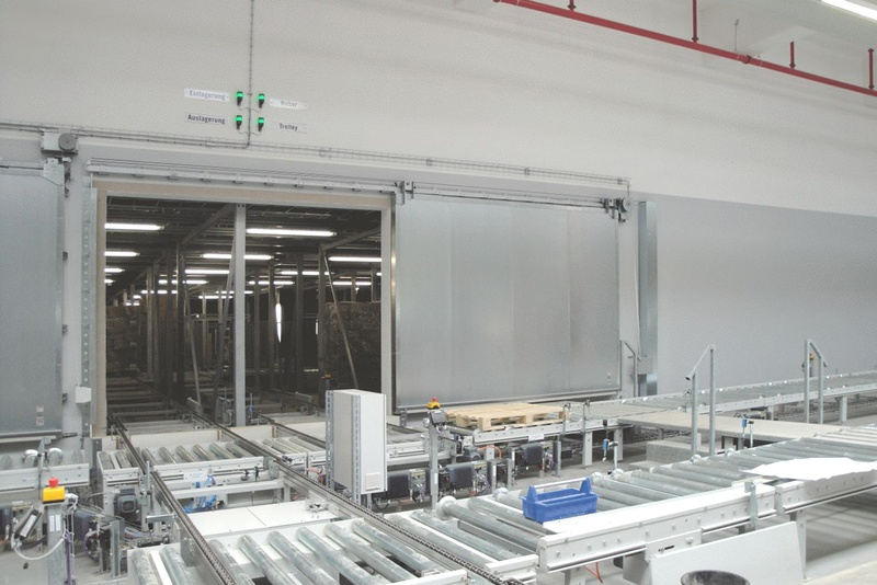 Commercial - Passive Fire Protection - Conveyor Closure Systems