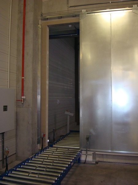 Commercial Passive Fire Protection Conveyor Systems