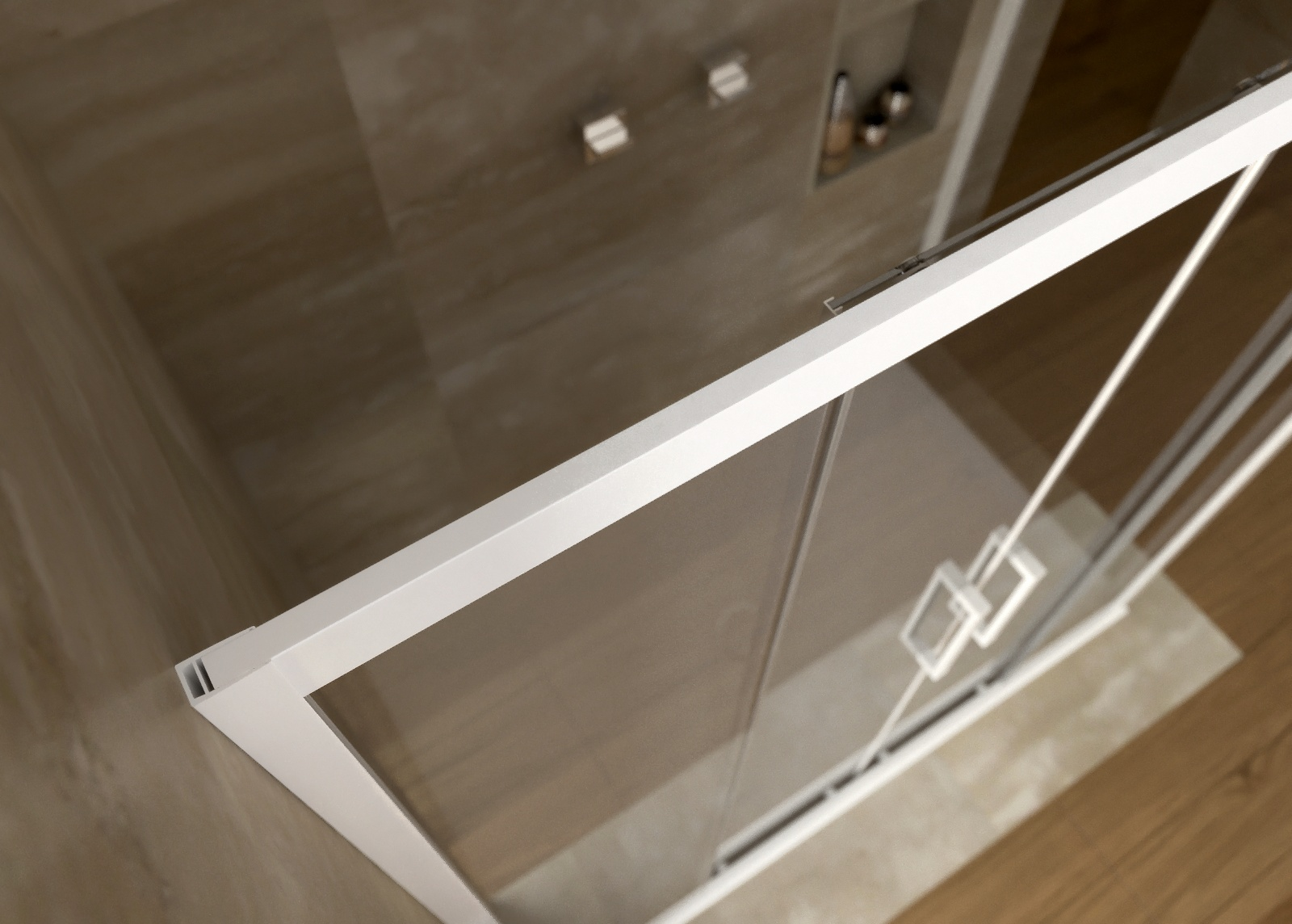 Commercial - Aluminium - and - Glazing - Shower Enclosures