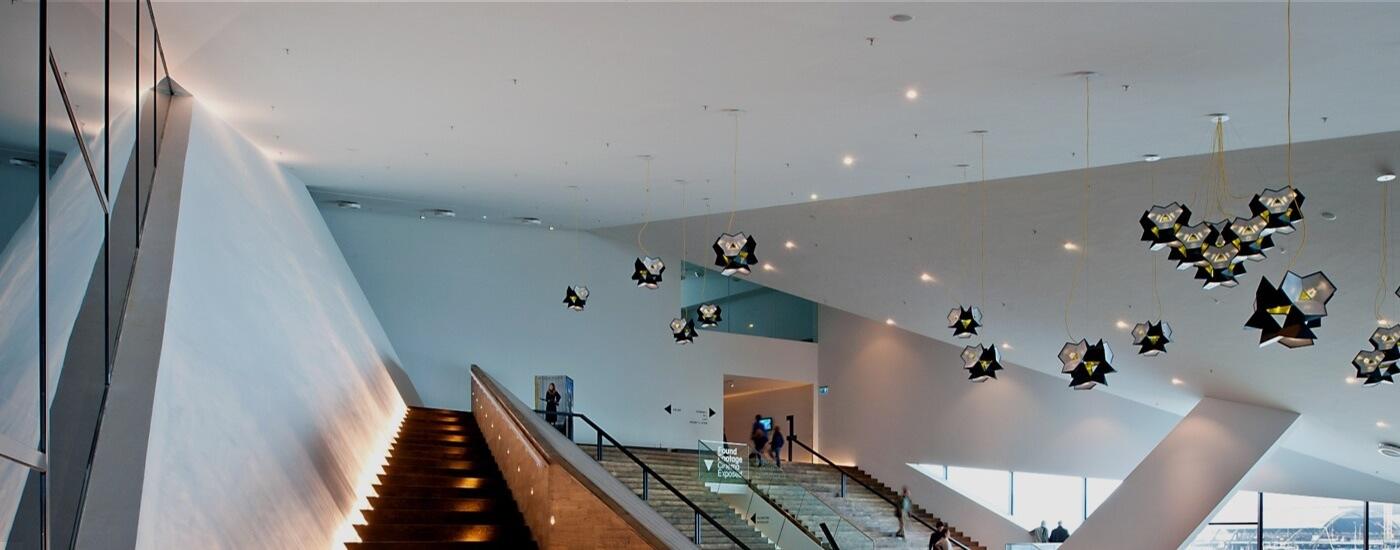Acoustic Ceilings  - Banner Image