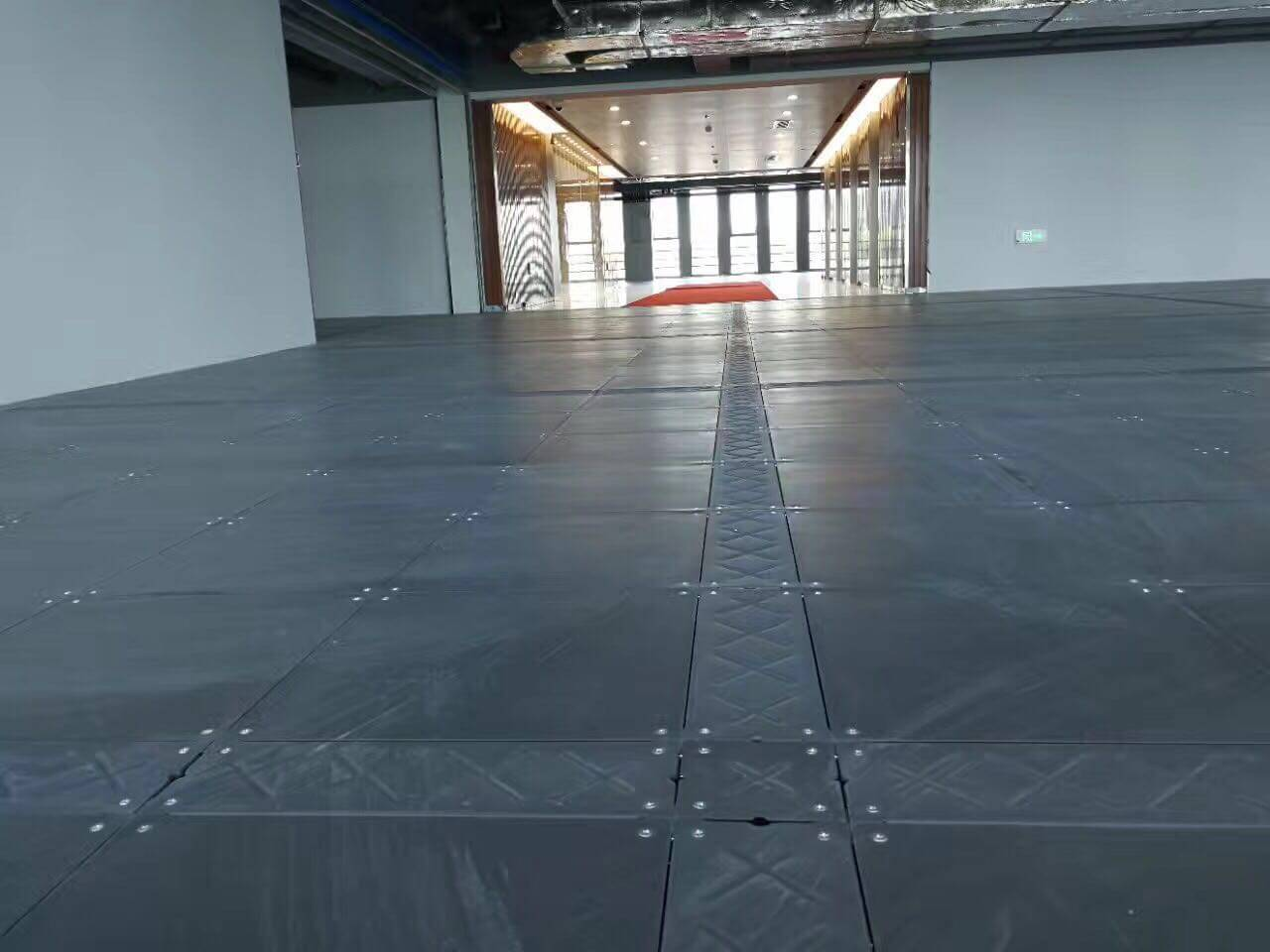 Commercial Interior Finishes Raised Access Floors