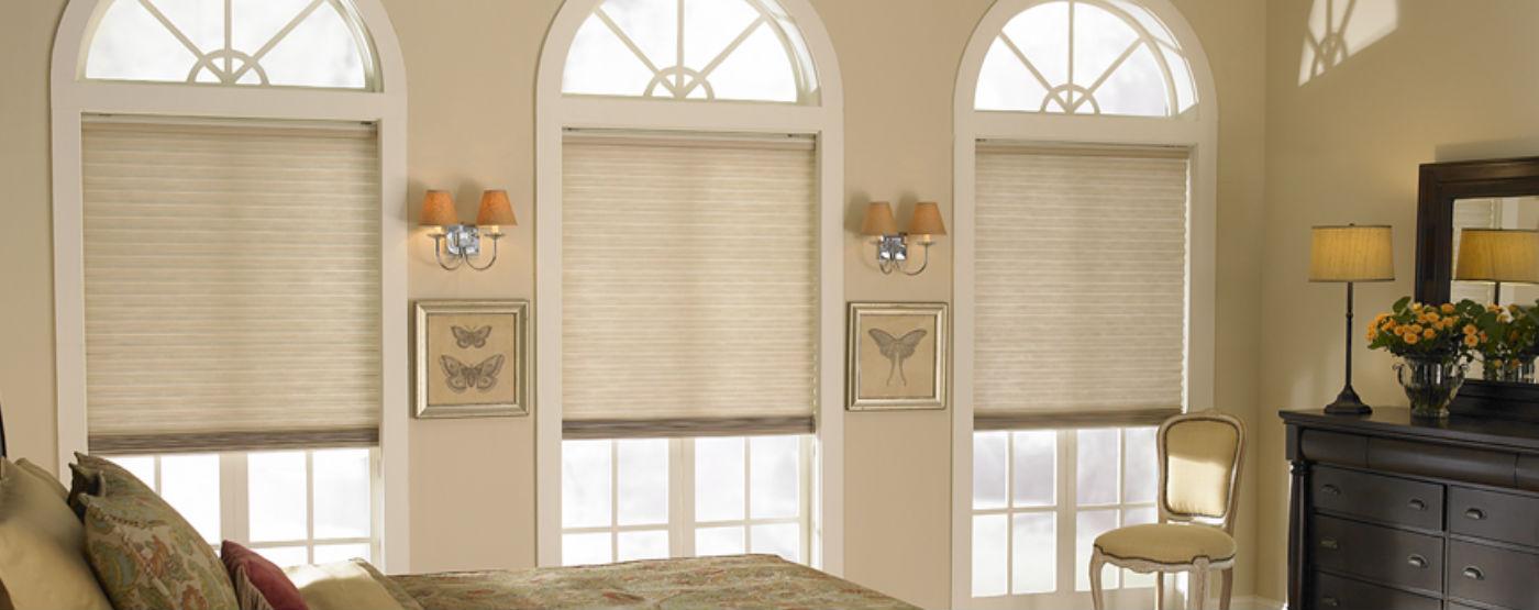 Residential - Interior - Honeycomb Blinds - Banner