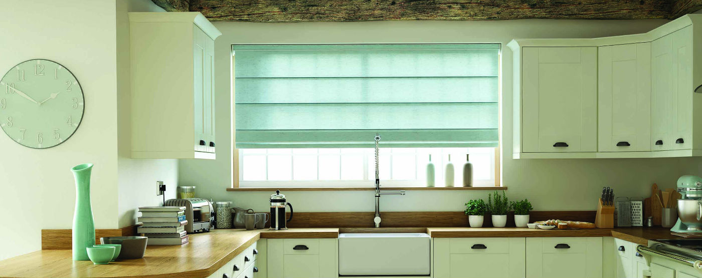 Residential - Interior - Roman Blinds