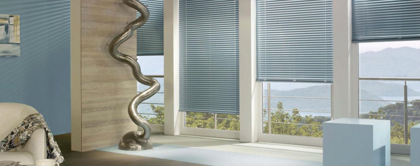 Residential - Interior - Venetian Blinds - Banner