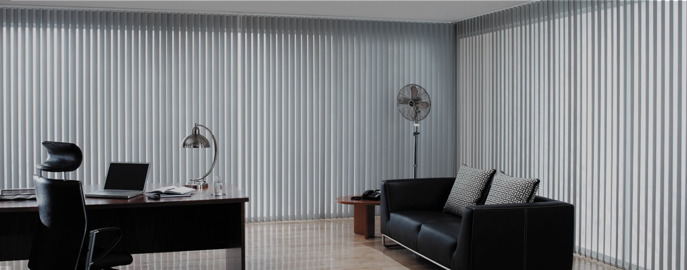 Commercial - Interior - Vertical - Blinds