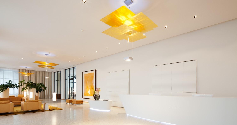 acoustic ceiling - 2