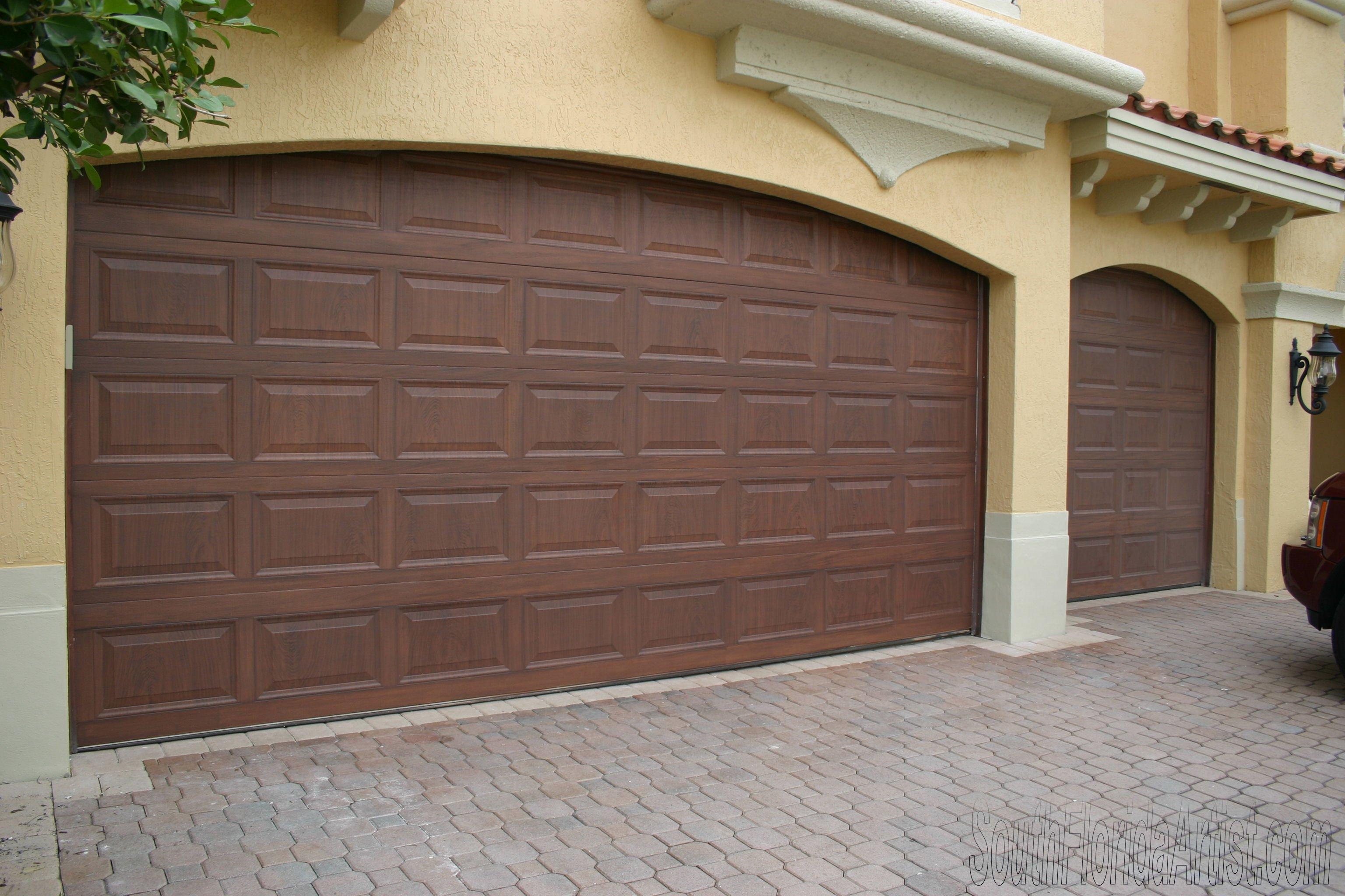 Residential - Exterior - Garage doors
