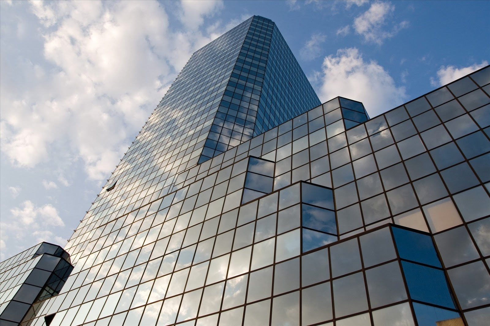 glass curtain wall 2